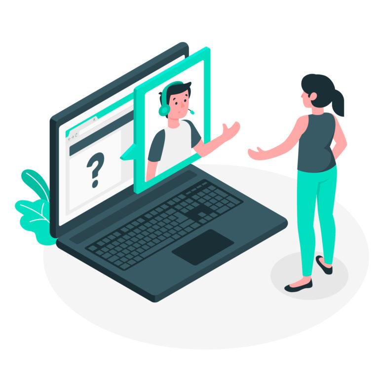 Dicas de atendimento online para o corretor de seguros